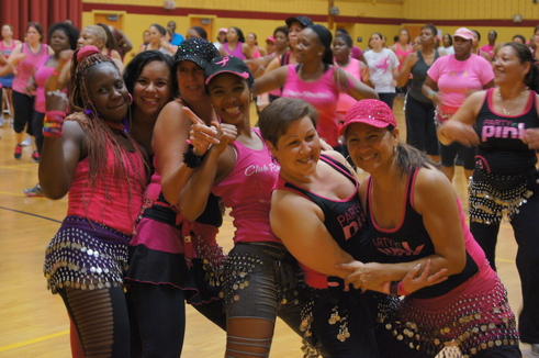 Party in Pink for Breast Cancer