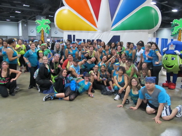 NBC4 2013 Health & Fitness Expo