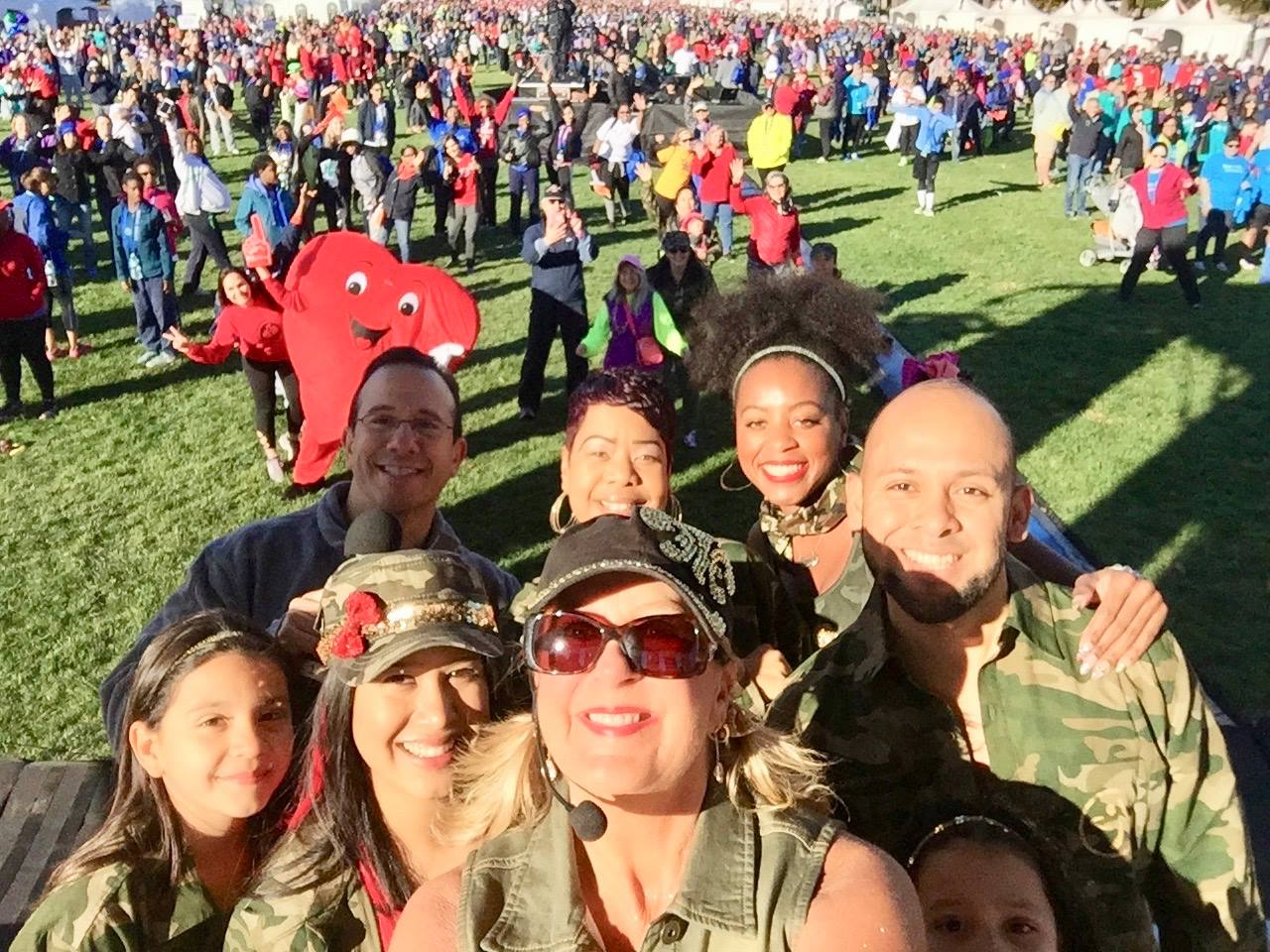 2016 American Heart Association DC Heart Walk